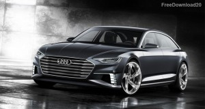 Audi A6 Prologue 2017