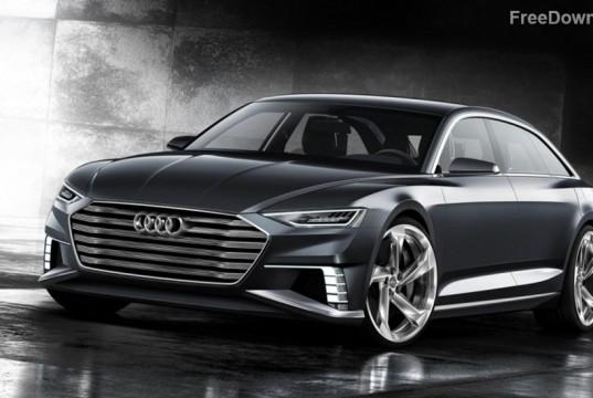 Audi A6 Prologue 2017