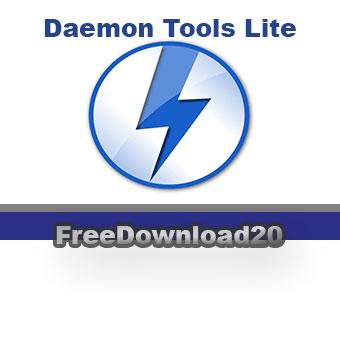 Daemon Tools Lite 2020 Free Download