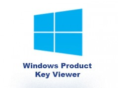 Windows Product Key Viewer 2019