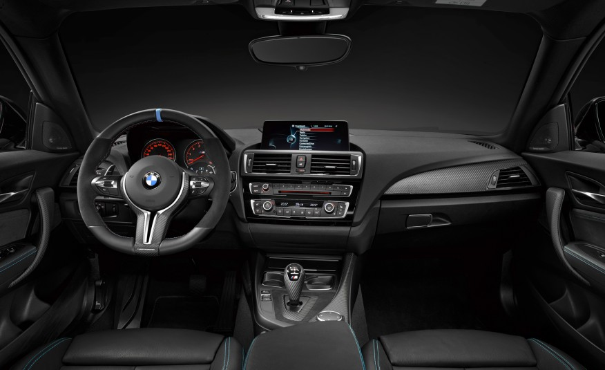 BMW M2 Innenausstattung