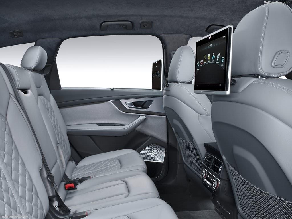 Audi SQ7 Innenausstattung