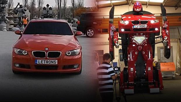 BMW Transformer