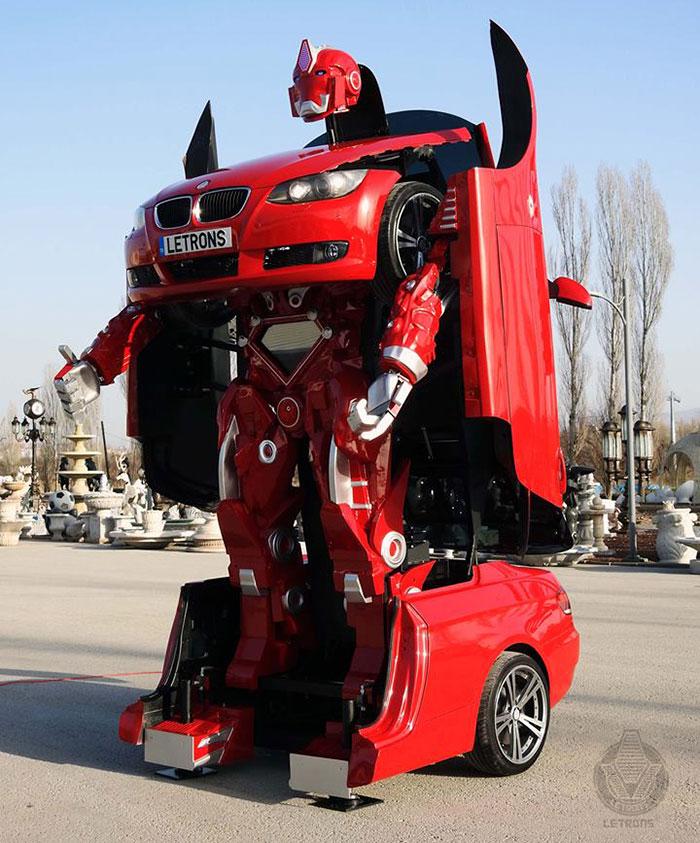 BMW Transformer LETRONS