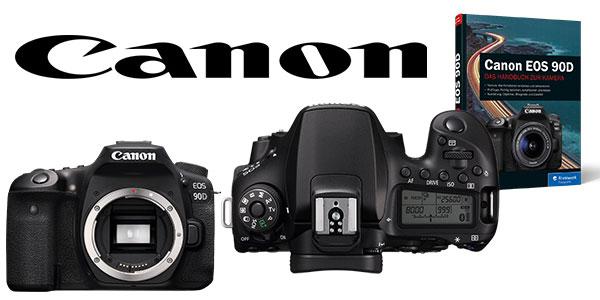 Canon EOS 90D-Eigenschaften und Funktionen