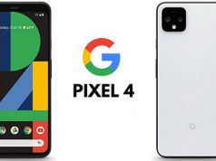 Google Pixel 4- Funktion-Display und Kamera