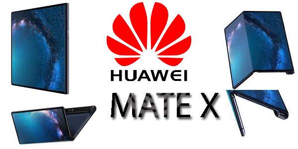 Huawei Mate X-Design - Funktionen und Kameras