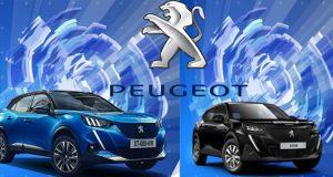 Elektrischer Peugeot 2020 City-SUV