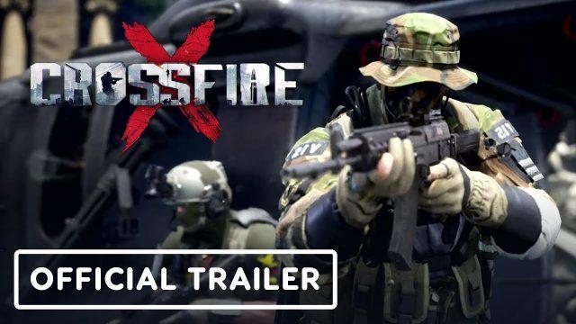 CrossFire X