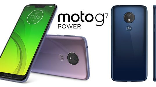 Motorola G7 Power