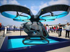 CEZERI - Das Fliegende Auto